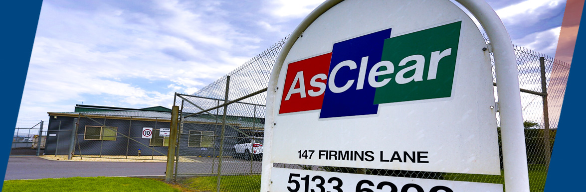 AsClear site