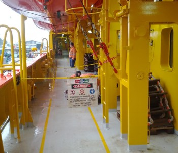 AsCLear - ADDA asbestos removal on boat