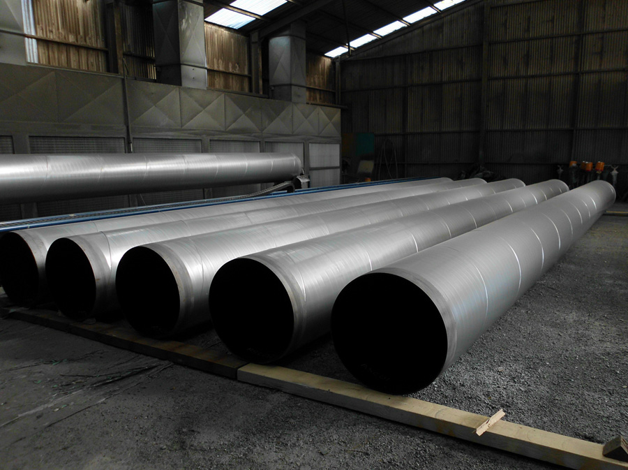AsClear- Loy Yang Fire Service Pipe