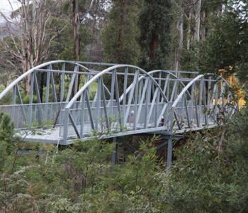 AsClear - Rail Trail Bridge