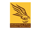 Morwell East FC logo