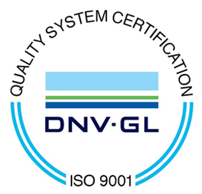 AsClear quality certification ISO 9001